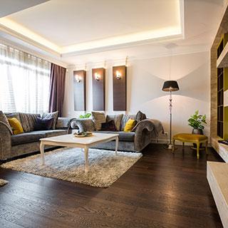 Saint Peters Living Room gallery