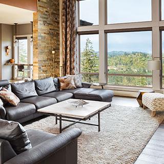 Lake St. Louis Living Room gallery